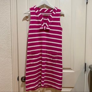 Kate Spade Tropez Sleeveless Striped Dress Small
